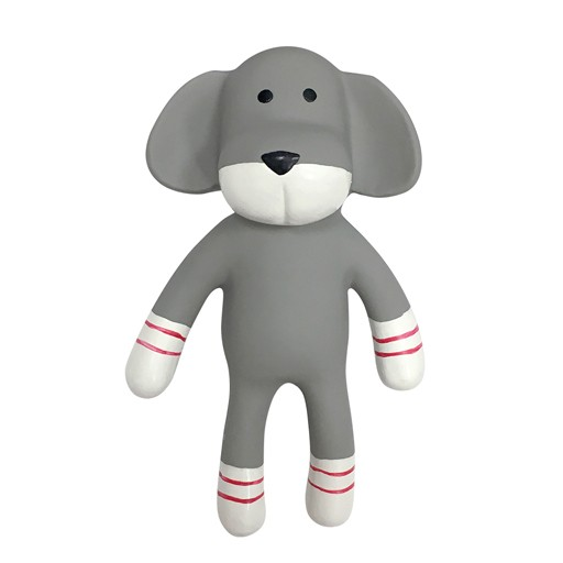 Fou Fou Dog Fou Fou Latex Heritage Toy Dog