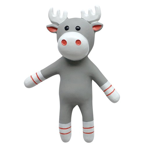 Fou Fou Dog Fou Fou Latex Heritage Toy Moose