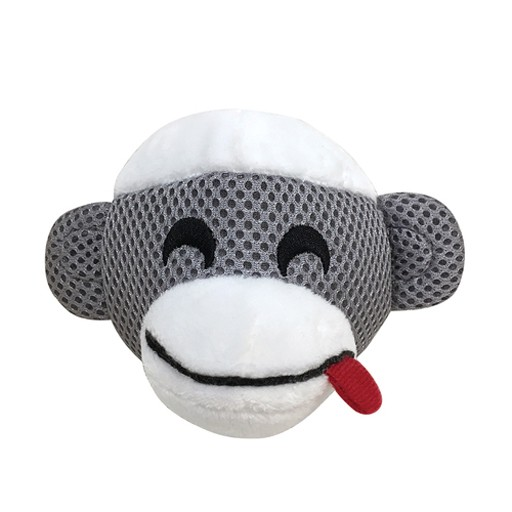 Fou Fou Dog Fou Fou Heritage Monkey Emoji Boy with Tongue