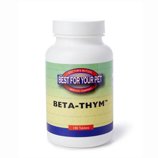 Best For Your Pet Best For Your Pet Beta-Thym 90 Tablets