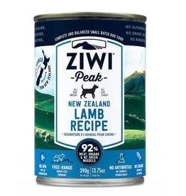 ZiwiPeak ZiwiPeak Daily Cusine Dog Can Lamb 390g (New)