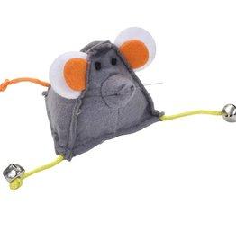 Bergan Pet Bergan Pet Turbo Triangle Felt Mouse Bells & Catnip