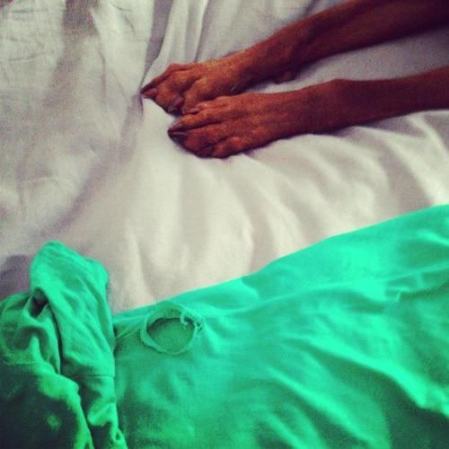 FROM THE ARCHIVES: OH BLU. GOODBYE GREEN SHIRT.