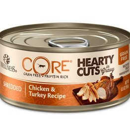 Wellness Wellness Cat CORE Shredded Chicken & Turkey 5.5oz