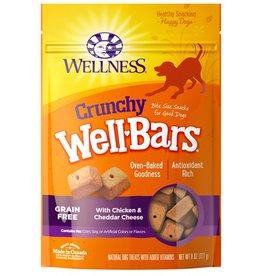 Wellness Wellness WellBars Chicken & Cheddar 8oz