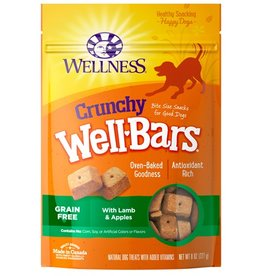 Wellness Wellness WellBars Treats with Lamb and Apple 20oz