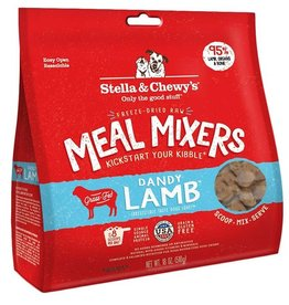 Stella & Chewy's Stella & Chewy's Freeze Dried Meal Mixers Lamb 18oz