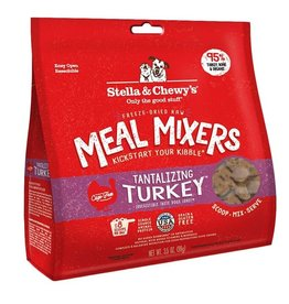 Stella & Chewy's Stella & Chewy's Freeze Dried Meal Mixers Turkey 18oz