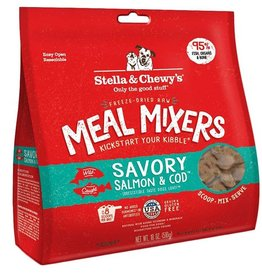 Stella & Chewy's Stella & Chewy's Freeze Dried Meal Mixers Salmon & Cod 8oz