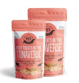 Granville Island Pet Treatery Pet Treatery Best Treats in Tunaverse Dogs & Cats 30g
