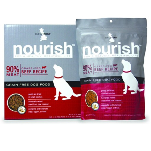 Isle of Dogs Isle of Dogs Nourish Beef 8oz