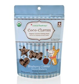 CocoTherapy Cocotherapy Coco-Charms Blueberry 5oz