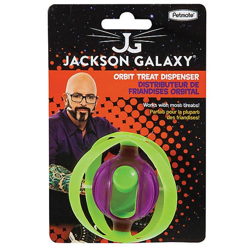 Petmate Petmate Jackson Galaxy Orbit Treat Dispenser