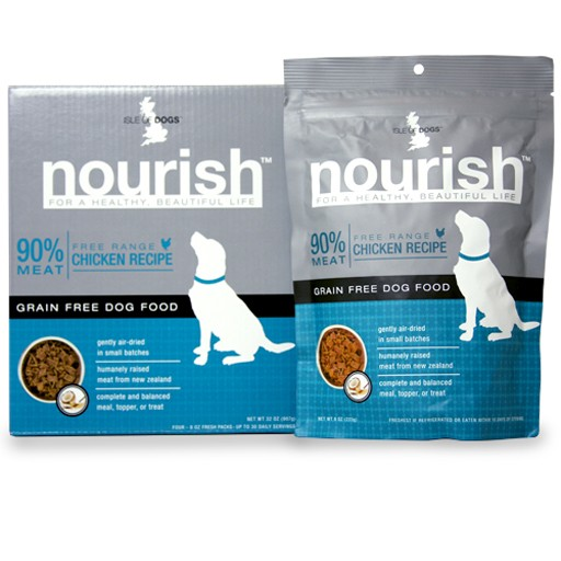 Isle of Dogs Isle of Dogs Nourish Chicken 32oz