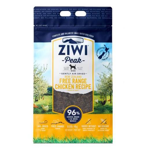 ZiwiPeak ZiwiPeak Daily Cusine Dog Pouch Chicken 454g