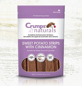 Crumps' Naturals Crumps Naturals Sweet Potato Strips with Cinnamon 160g