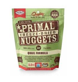 Primal Freeze Dried Fellne Quail 5.5oz