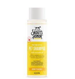 Skout's Honor Skout's Honor Probiotic Pet Shampoo Honeysuckle 16oz