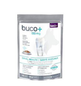Baci+ Buco+ Oral Health for Dogs 150mg