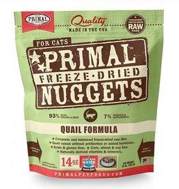 Primal Freeze Dried Fellne Quail 14oz