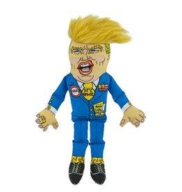 Fuzzu Fuzzu Presidential Parody Donald Cat Toy