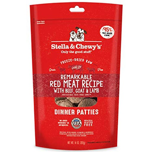 Stella & Chewy's Stella & Chewy's Freeze Dried Red Meat Dinner 5.5oz