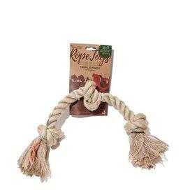 Define Planet Rope Toy Triple Knot Medium