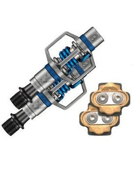 crankbrothers EGGBEATER 3 - blue
