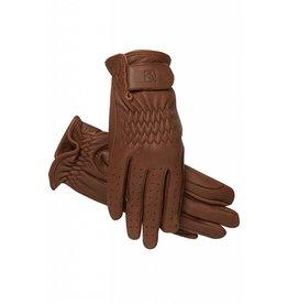 SSG Equestrian Gloves Pro Show Deerskin Glove