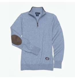 Trey Quarter-Zip Sweater