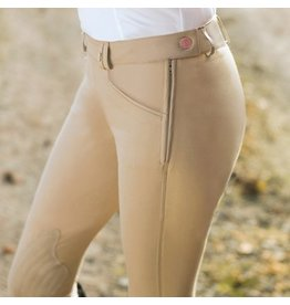 Tredstep of Ireland Symphony Rosa Side-Zip Breeches