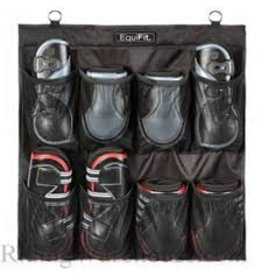 EquiFit Hanging Boot Organizer 8 Pocket