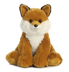 Plush Sitting Fox