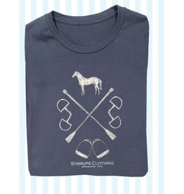 Stirrups Clothing Company Bits and Stirrups Tee