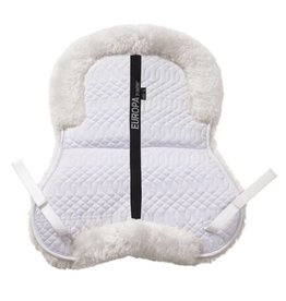 Ovation Europa Solid Spine Sheepskin Half Pad