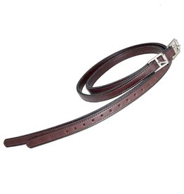 "Nunn Finer Nylon Lined 3/4"" Stirrup Leathers"
