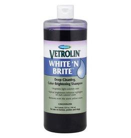 Absorbine Vetrolin White-N-Brite Color Brightening Shampoo