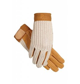 SSG Equestrian Gloves Lycrochet Ultraflex Gloves