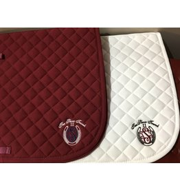 TSTII Embroidered Saddle Pad