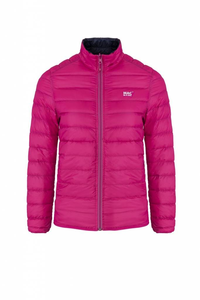 MAC IN A SAC Ladies' Polar Down Reversible Jacket
