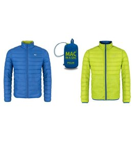 MAC IN A SAC Men's Polar Down Reversible Jacket