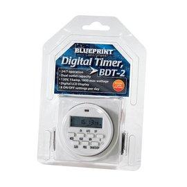 Blueprint Blueprint Controllers Digital Timer 120V BDT-2