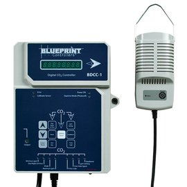 Blueprint Blueprint Controllers Digital CO2 Controller, BDCC-1