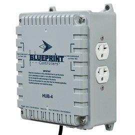 Blueprint Blueprint Controllers HID Hub 4 Site HUB-4