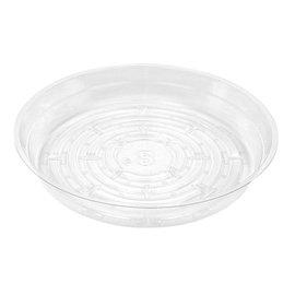 Clear Vinyl Saucer, 8