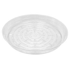 Clear Vinyl Saucer 10