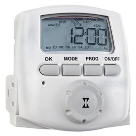 Intermatic Intermatic Digital Appliance Timer, 15A/125V
