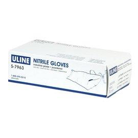 Disposable Nitrile Gloves Large, 100 Pack