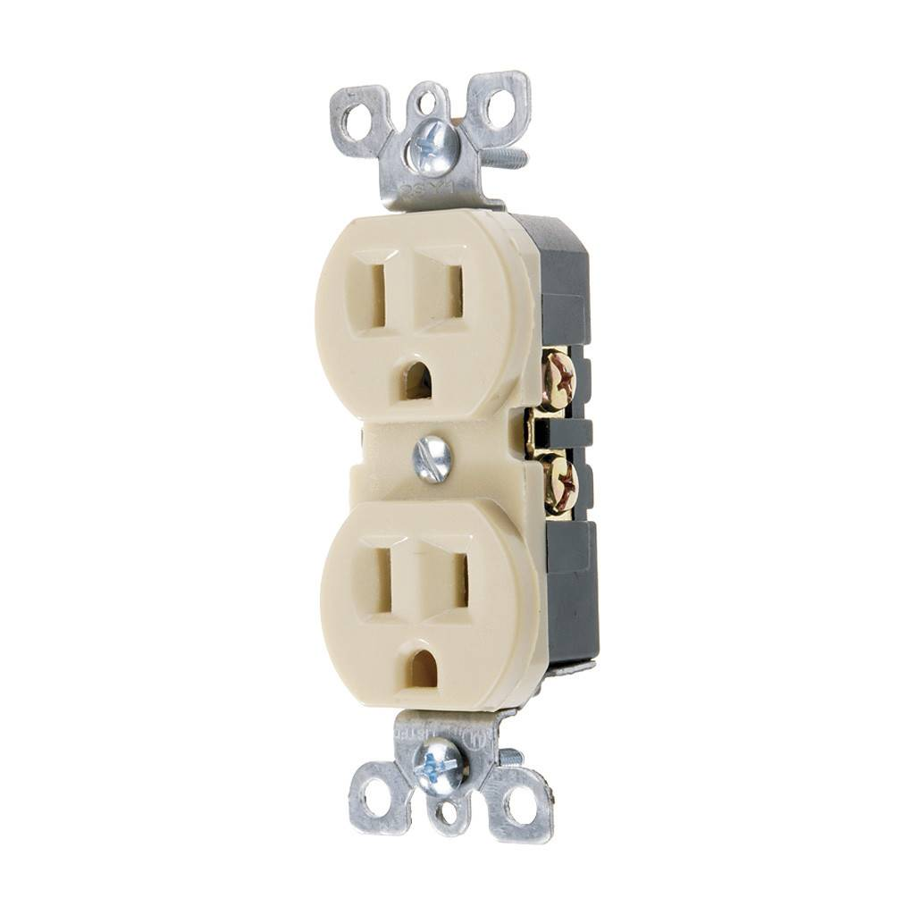 nice 120v receptacle pictures