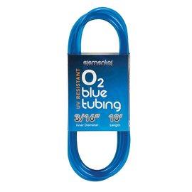 Elemental Solutions Elemental Solutions O2 Blue Air Tubing 3/16 10